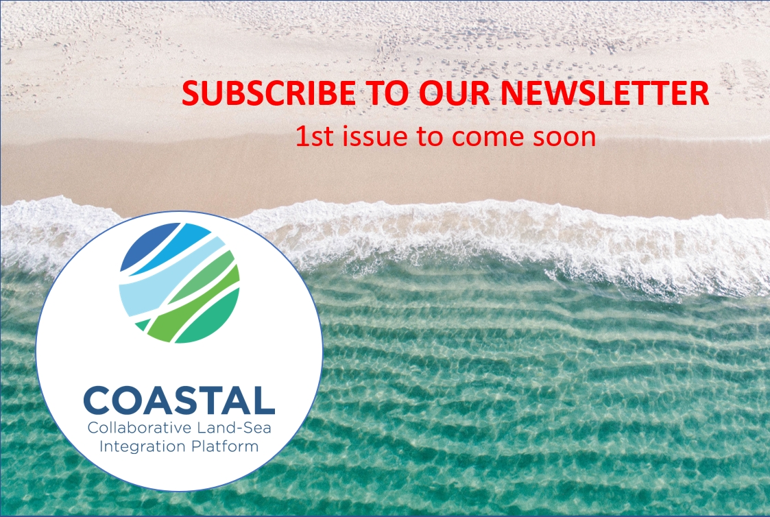 1ST COASTAL NEWSLETTER IS OUT SOON - SUBSCRIBE TO OUR NEWSLETTER